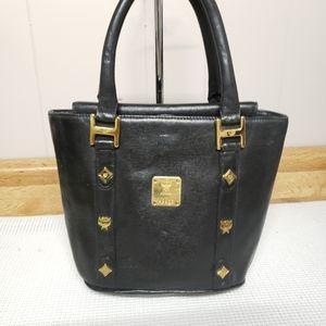 Mcm authentic vintage small satchel
